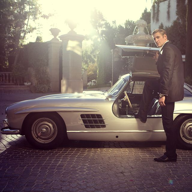 more things I want but can't have. Mercedes 300SL Gullwing