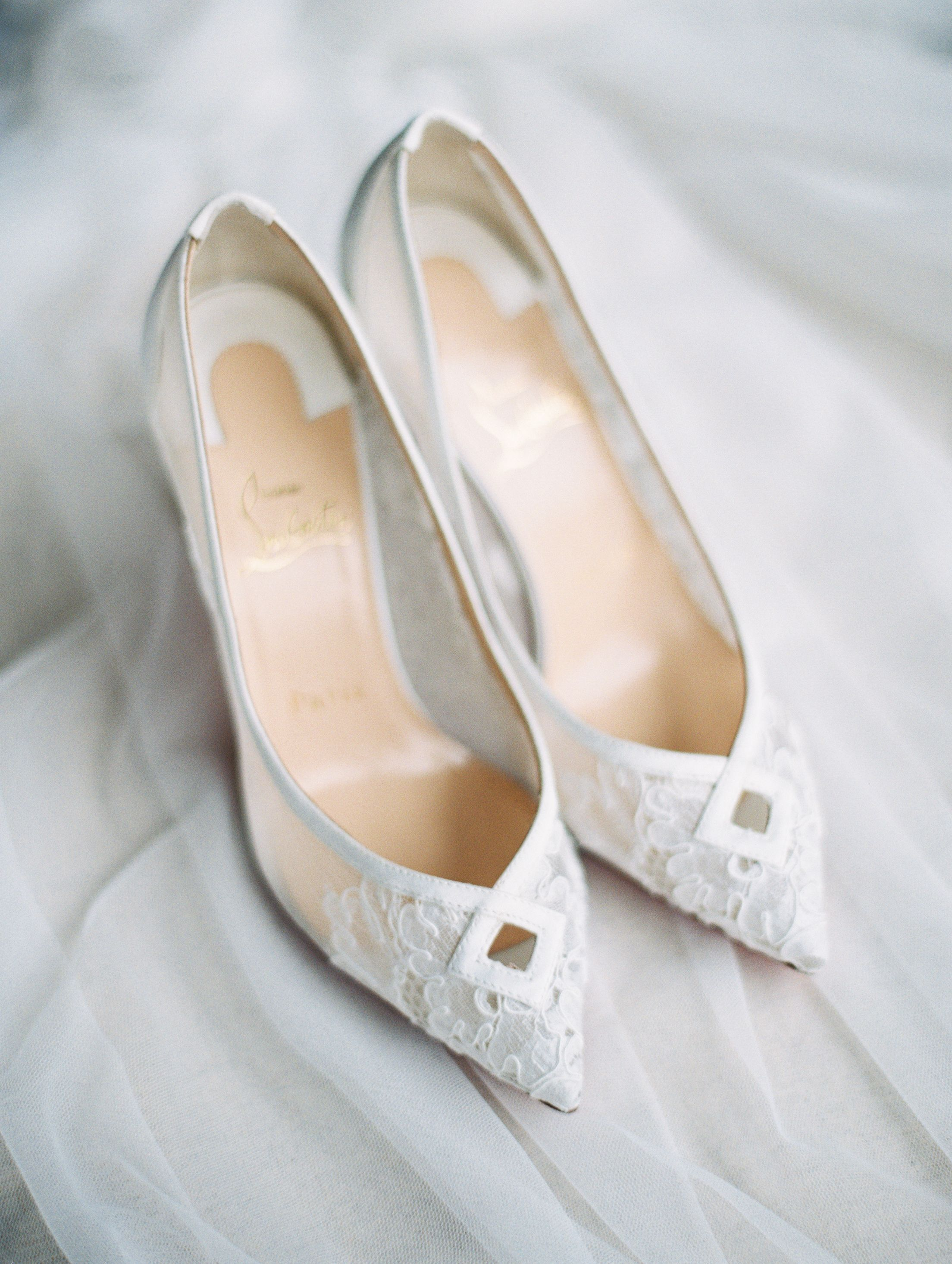 08a561a1135c Looking to the Past for the Most Beautiful Wedding You ve Ever Seen Bridal  Shoes