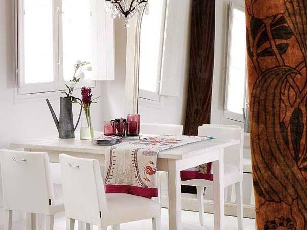White themed Apartments : Interior Design and Decor Ideas | Ideas | PaperToStone