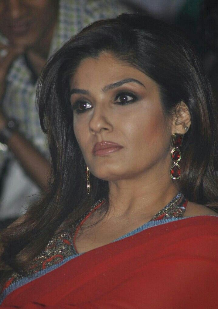 Think, raveena tandon black cock think, that