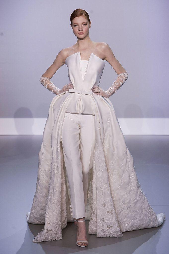 Couture  Serafini Amelia  Paris Haute Couture 2014   Wedding Dresses at Paris Haute Couture Fashion Week 2014