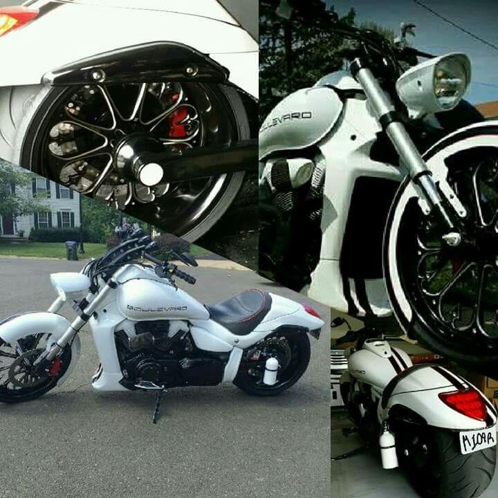 M109r suzuki boulevard | M109R mods | Custom street bikes