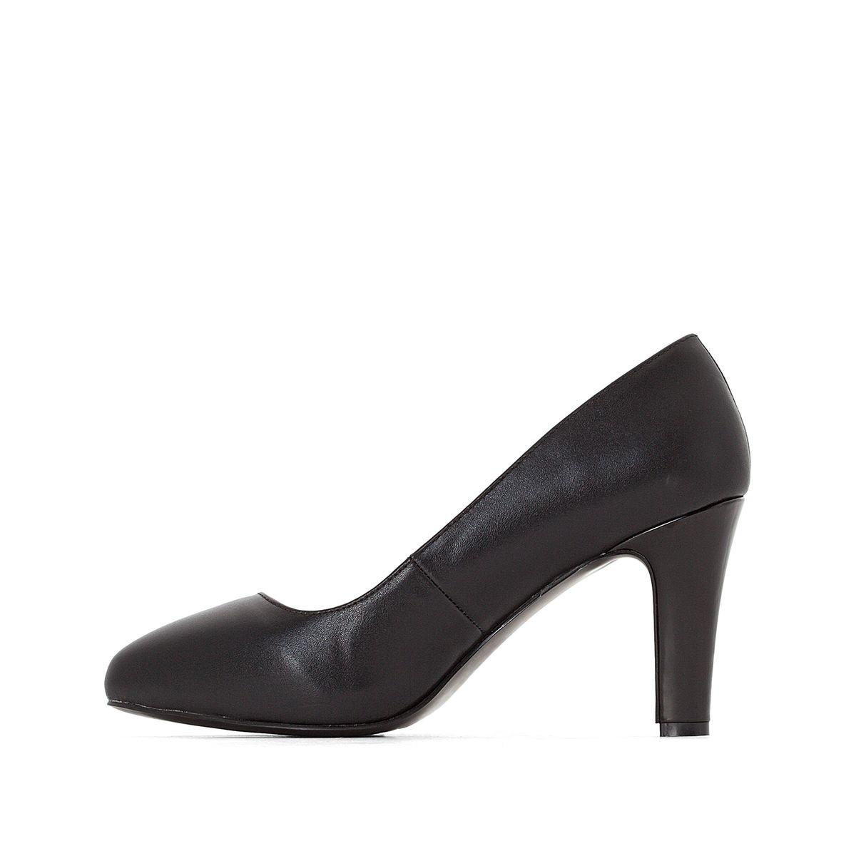 chaussure acheter pas cher mieux aimé Escarpin cuir plateforme pied large 38-45 | Products ...