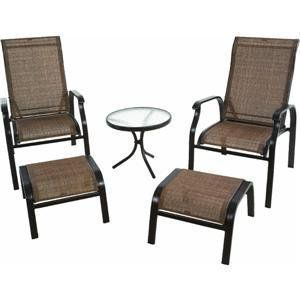 Pride Family Brands Lucerne Outdoor Cushioned Dining Outdoor
