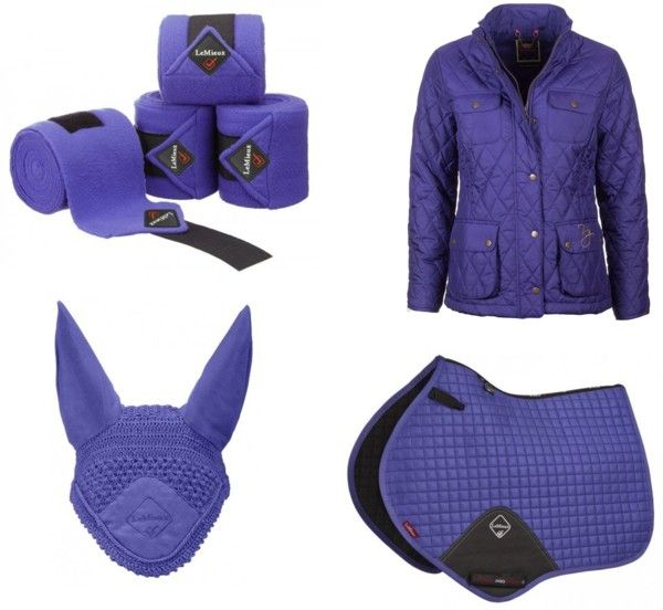 Le Meiux Limited addtion Blueberry With Jacket Matching Set