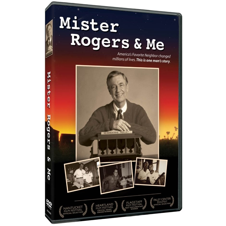 Mister Rogers And Me Dvd Mr Rogers Mister Rogers Neighborhood Rogers