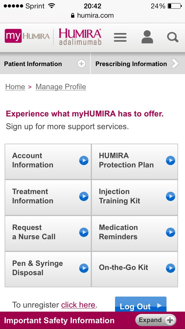 Humira com has several helpful services and they are FREE