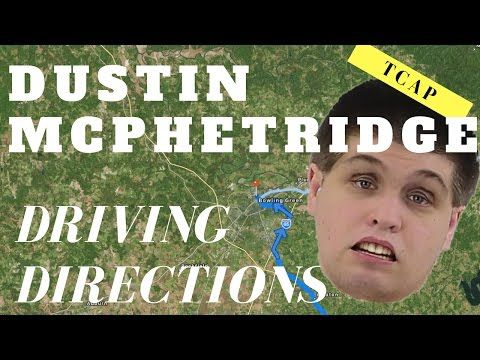 Dustin McPhetridge To Catch A Predator Driving Directions Surgoinsville TN to Bowling Green KY - YouTube