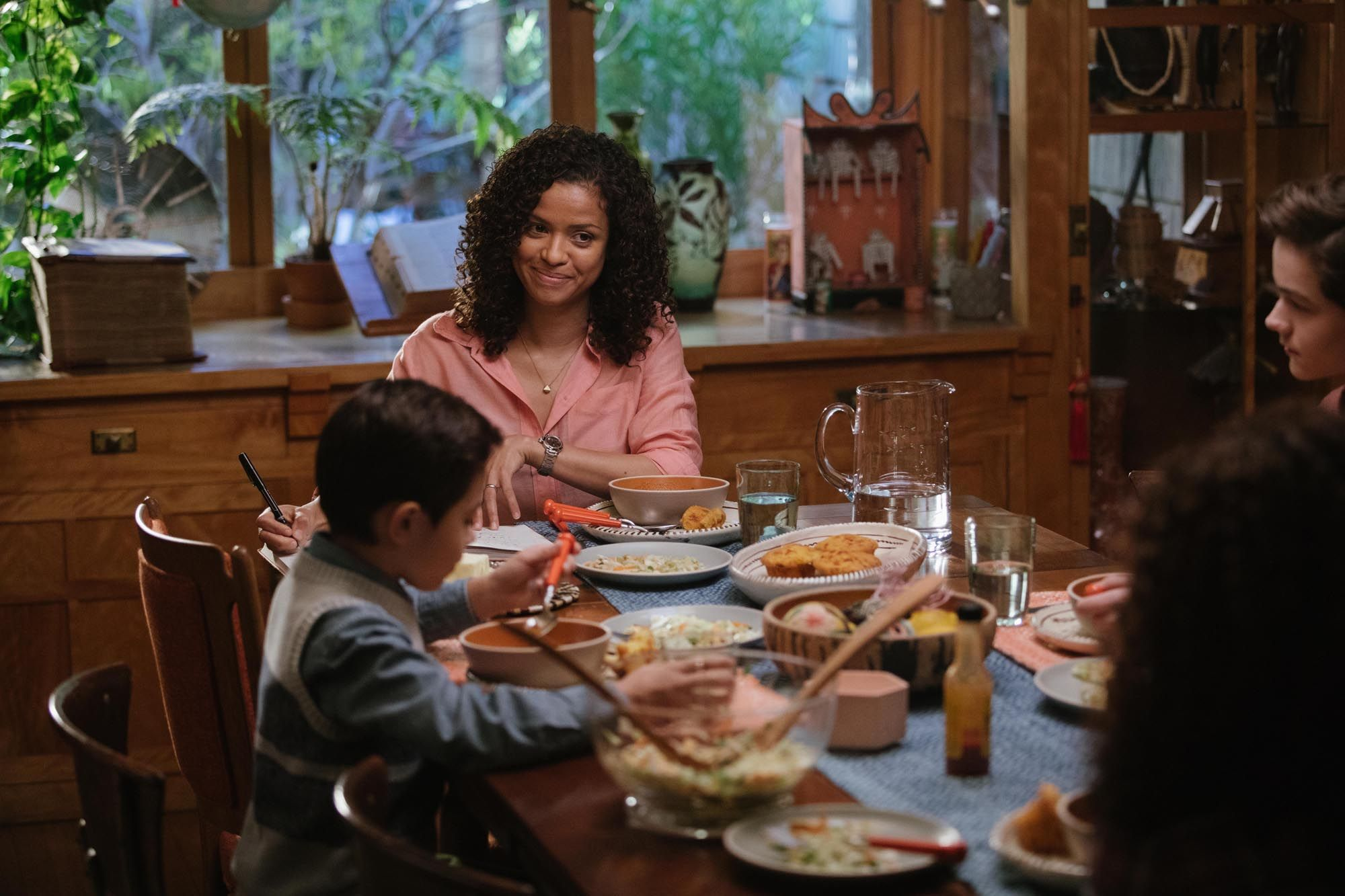 A Wrinkle In Time Star Gugu Mbatha Raw Has Made Almost Half Her