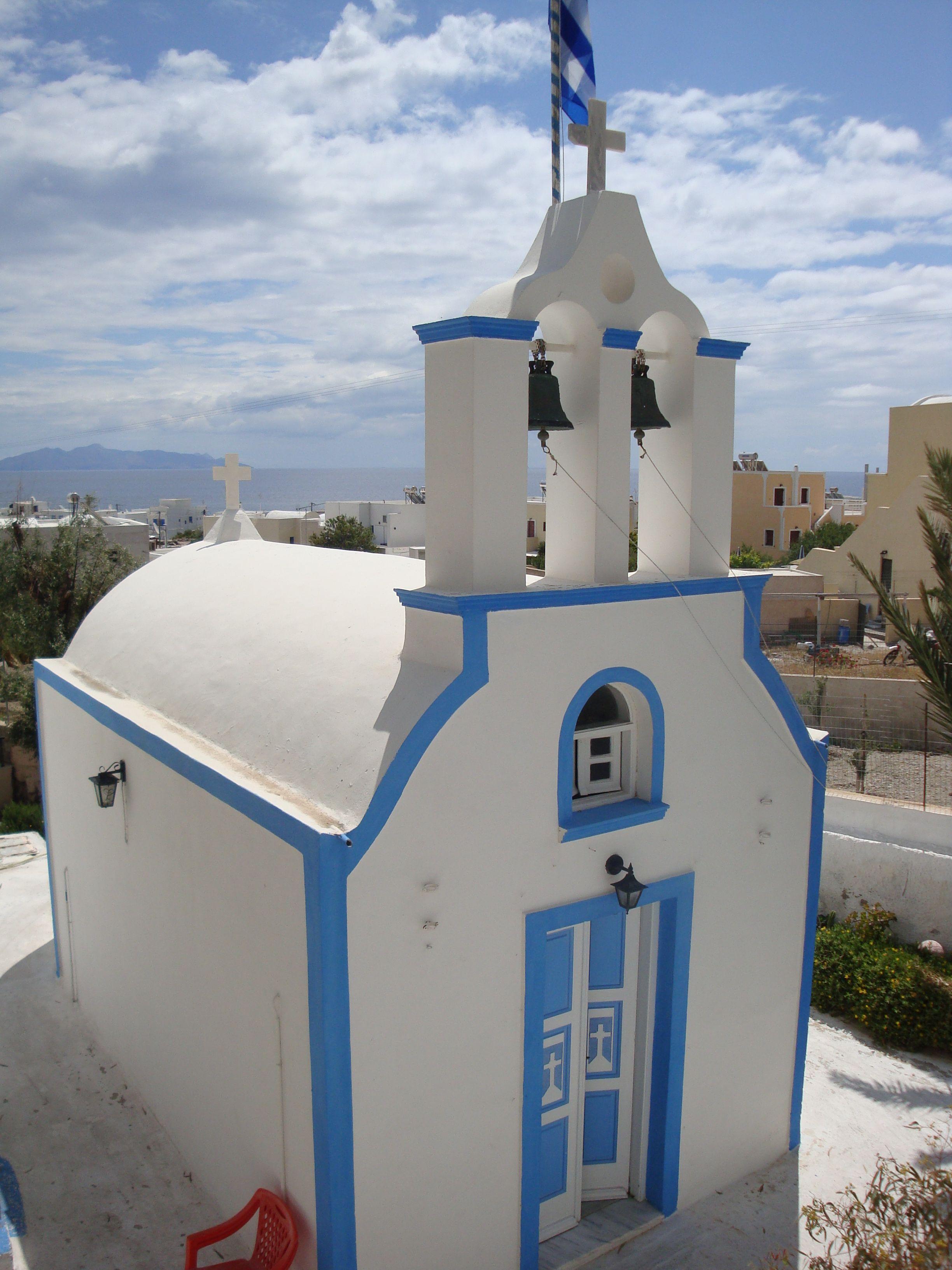 Church in Paros, Greece