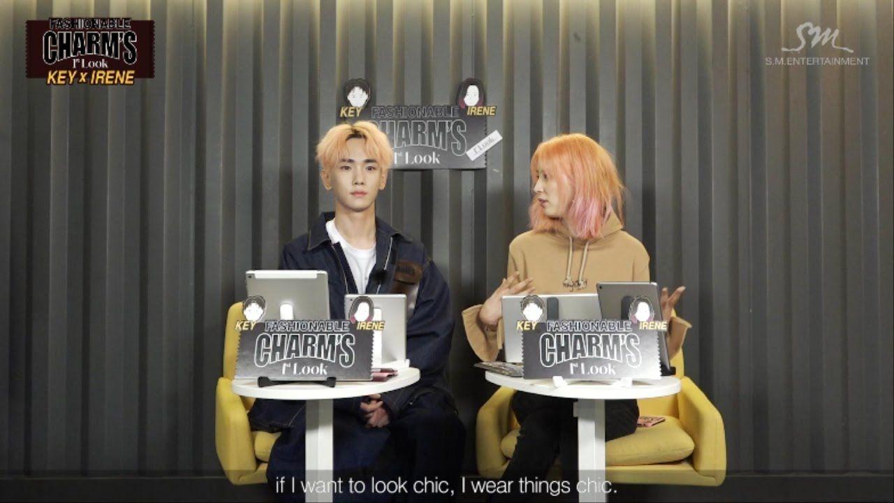 KEY X IRENE_FASHIONABLE CHARM'S 1st Look_2화