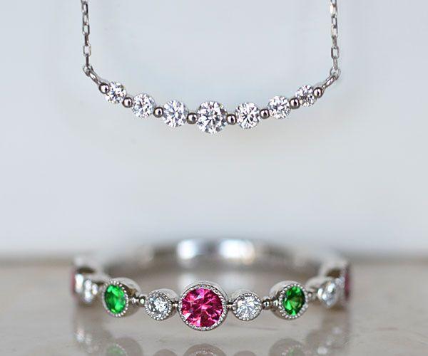 Platinum spinel garnet diamond ring diamond pendant necklace pt900 platinum spinel garnet diamond ring diamond pendant necklace pt900 mozeypictures Choice Image