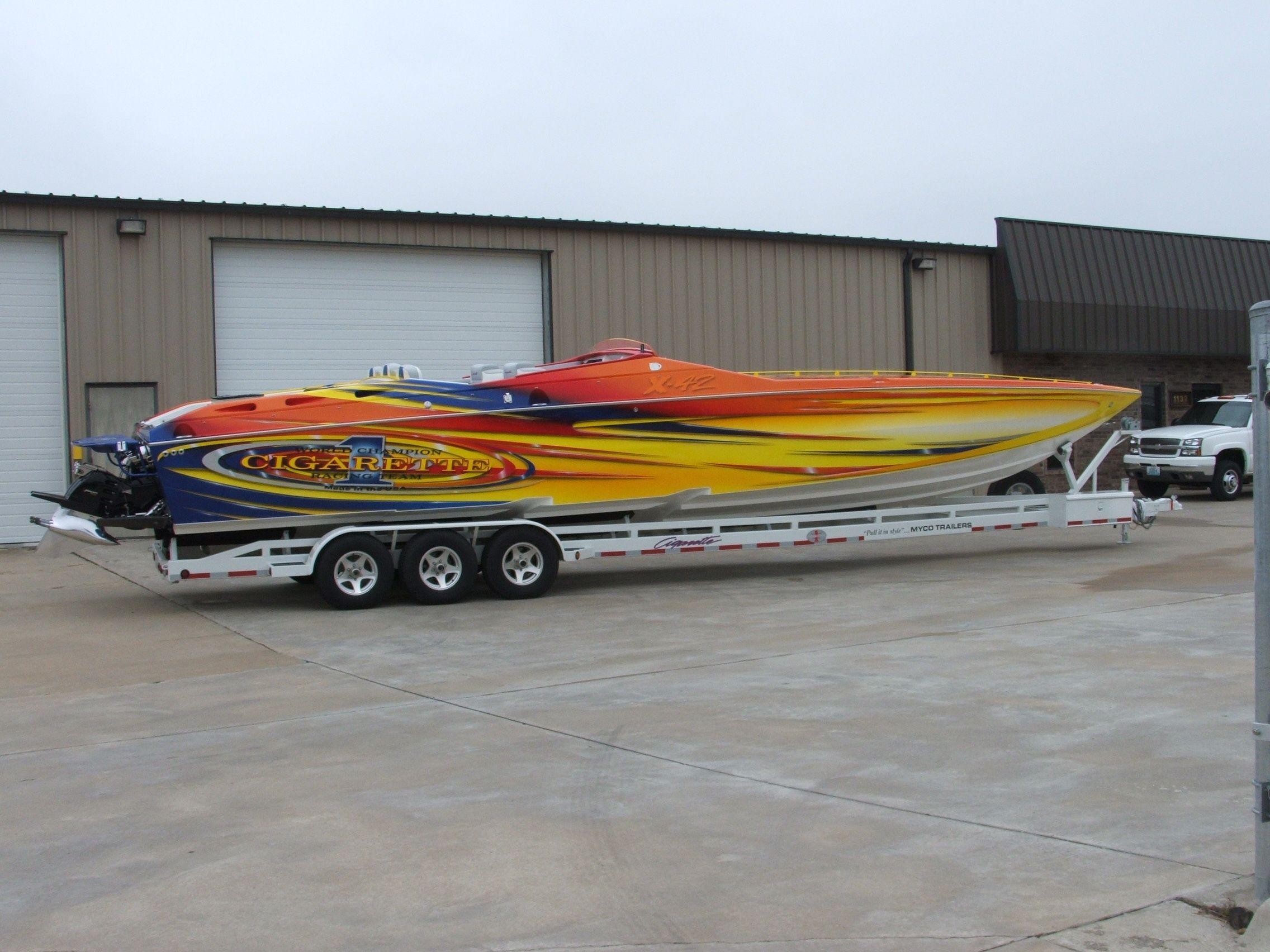 cigarette boats | Auto Sales - Cigarette Boat | Speed boats