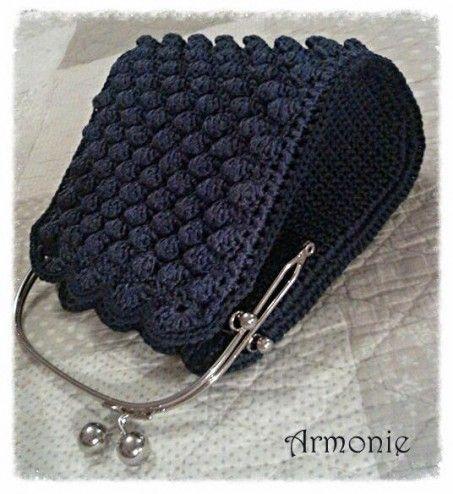 Le Borse Di Paola Crochet Crochet Handbags Crochet Purses E