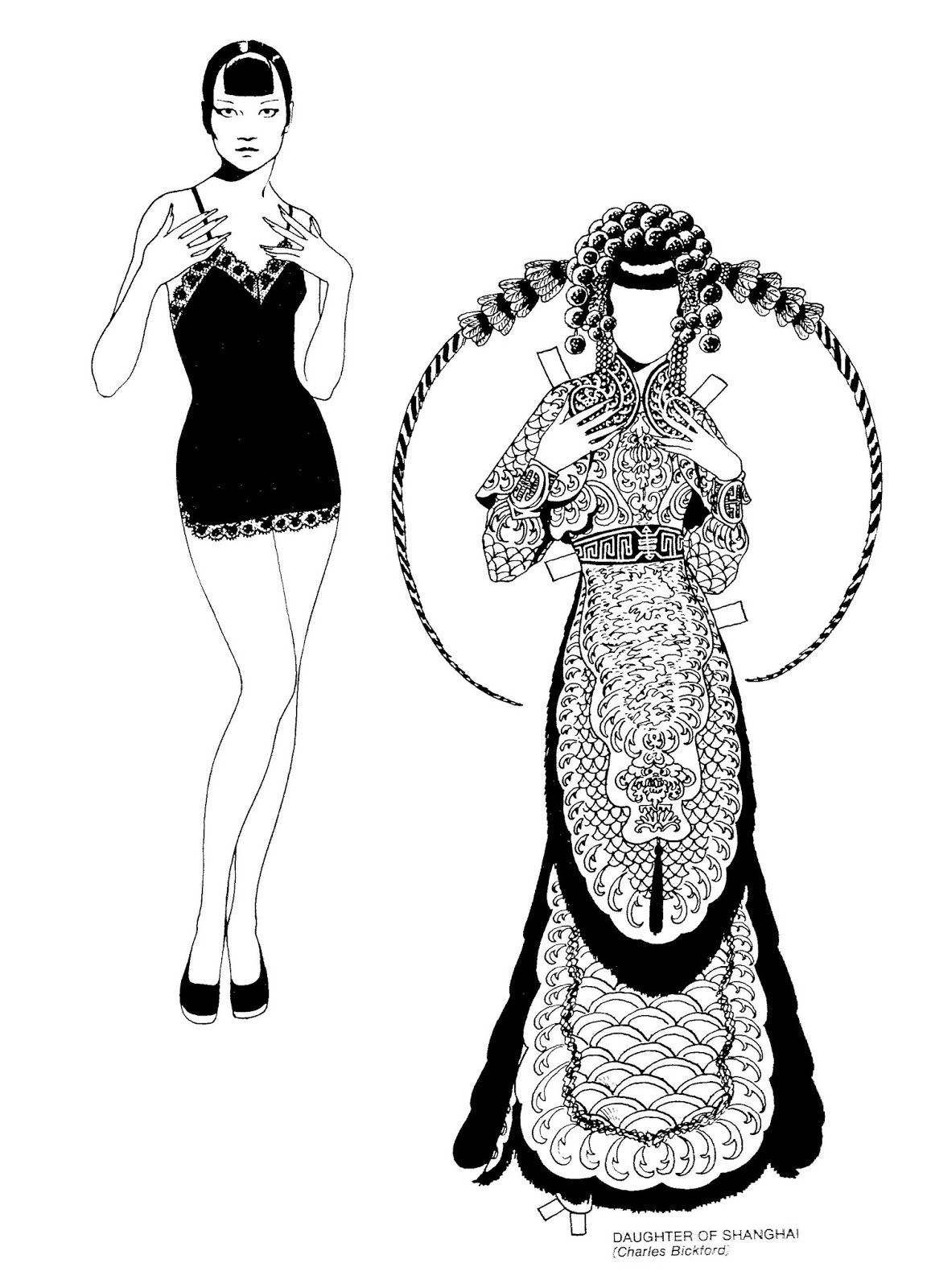Annamay Girl Coloring Pages Pictures