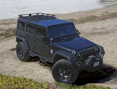 Smittybilt Defender Jeep Roof Rack Jeep Wrangler Unlimited Jeep