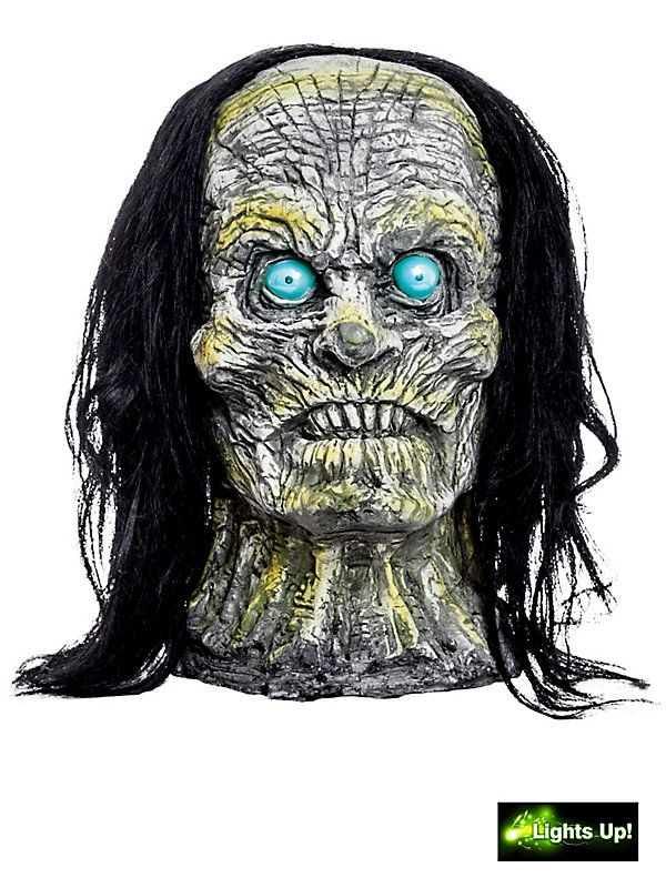 New Arrivals M37295MO Gruesome Wizard Head Prop - Gruesome Wizard