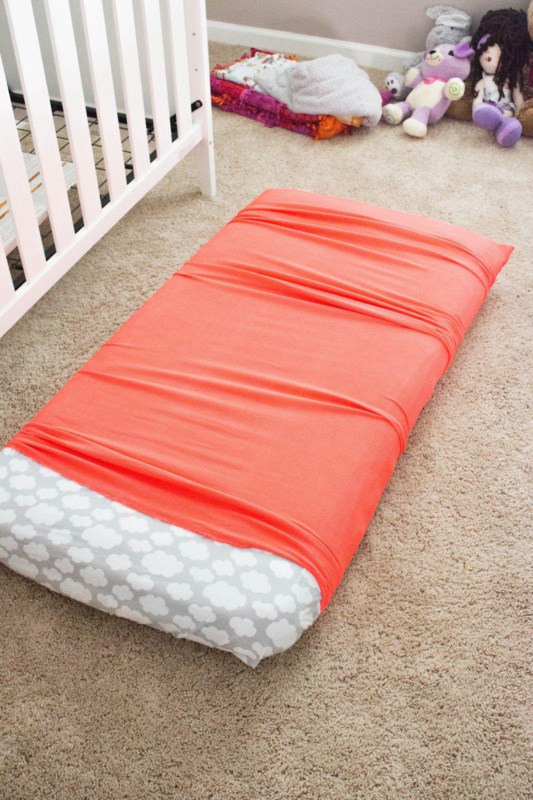 DIY Lycra Compression Bed Sheets For Deep Pressure Input