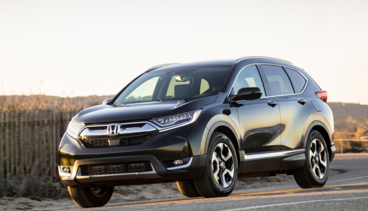 2018 Honda CRV Fuel Economy Honda cr, Honda, Fuel economy