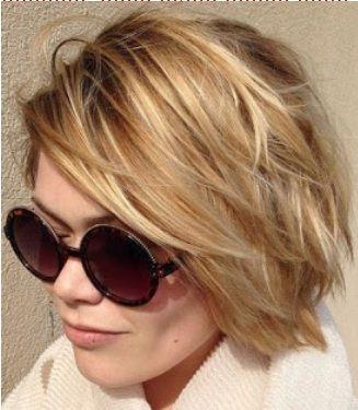 Frisuren fur dunnes feines glattes haar