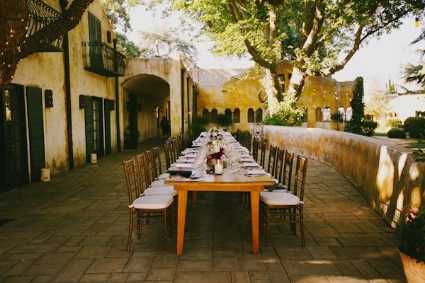 Andretti Winery She Had 34 Guests Very Pretty Real Weddings Emily And Michael S Napa Valley Wedding