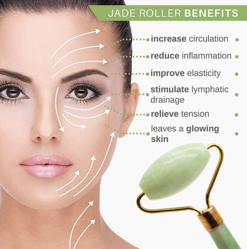 Pin By Cloud Bag On Beauty Tips Facial Massage Roller Facial Roller Face Massage Roller