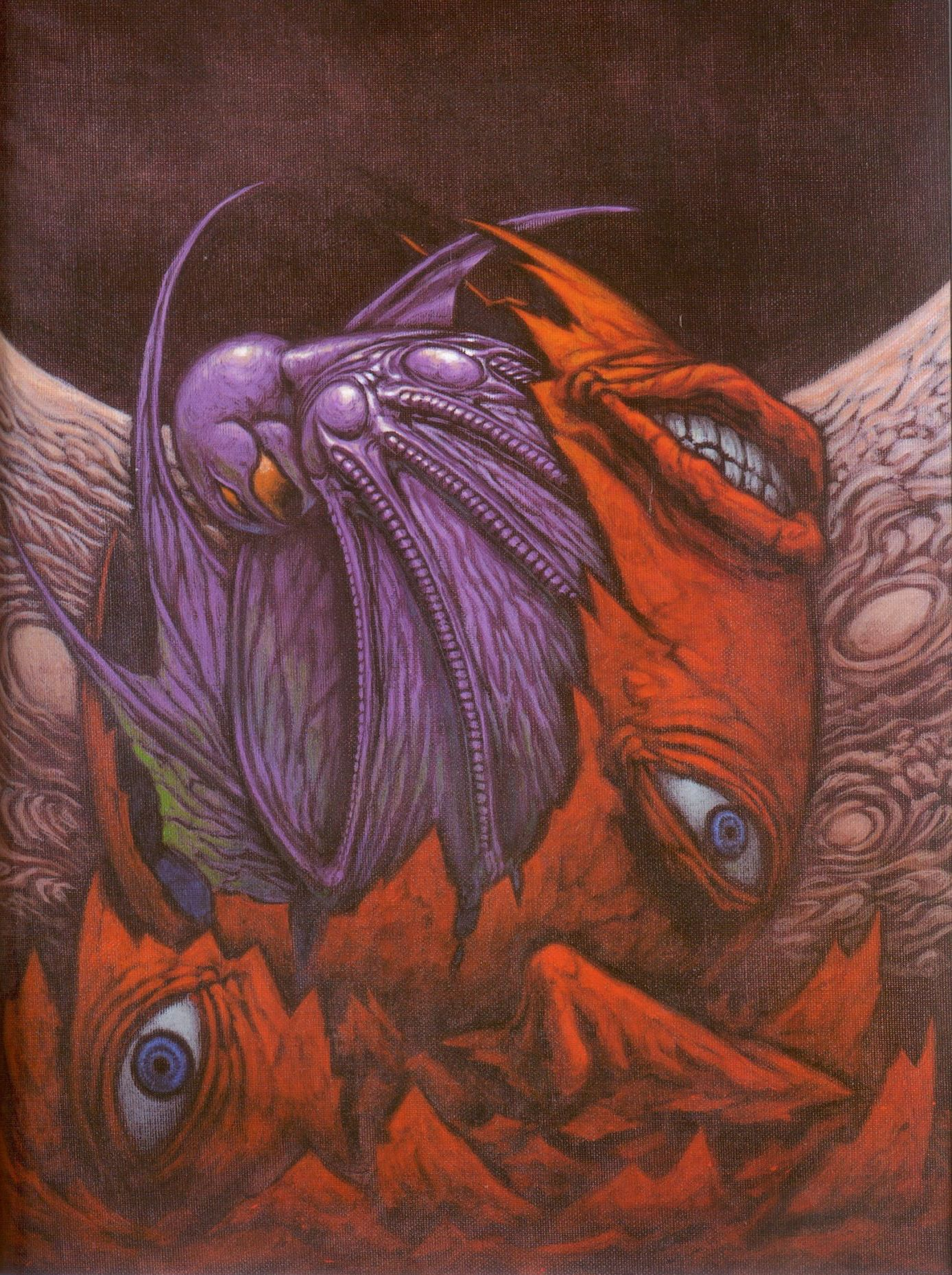 Kentaro Miura Berserk Berserk, Art, Book art