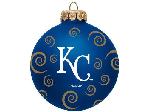 Kansas City Royals Team Color Swirl Ornament 3 Christmas Ornaments,  Christmas Decorations, Christmas Ideas - Kansas City Royals Team Color Swirl Ornament 3