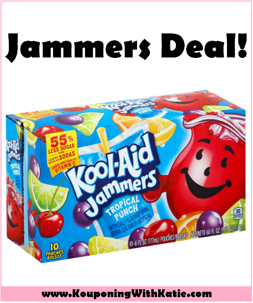 0 99 Kool Aid Jammers With New Target Deal Kool Aid Jammer Tropical Punch