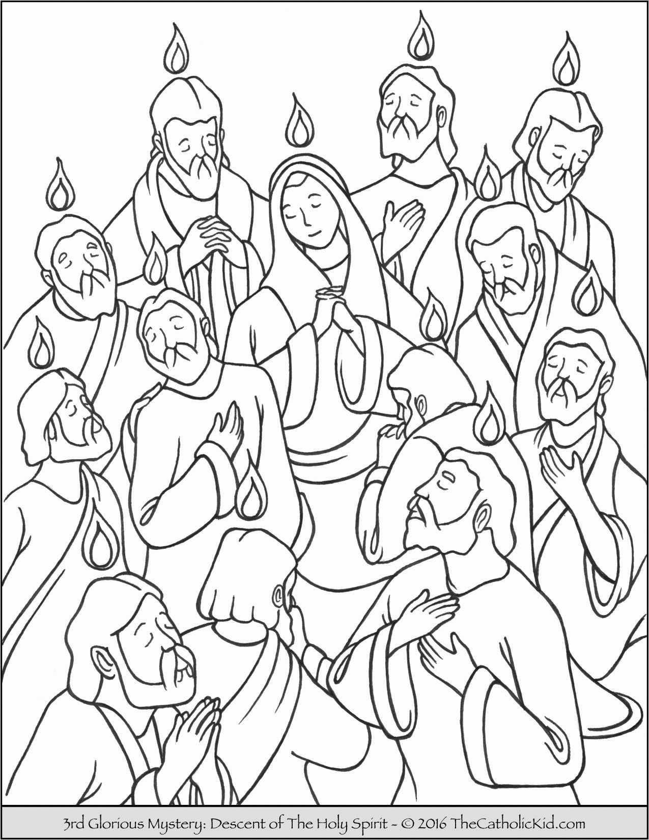 27 Creative Photo Of Rosary Coloring Page Albanysinsanity Com Catholic Coloring Coloring Pages Pentecost