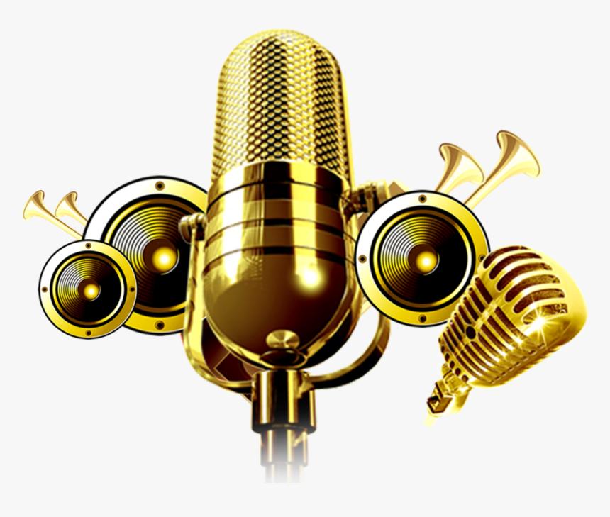 Retro Microphone Png Download Transparent Background Gold Microphone Png Download Is Free Transparent Png Image To Transparent Background Png Microphone
