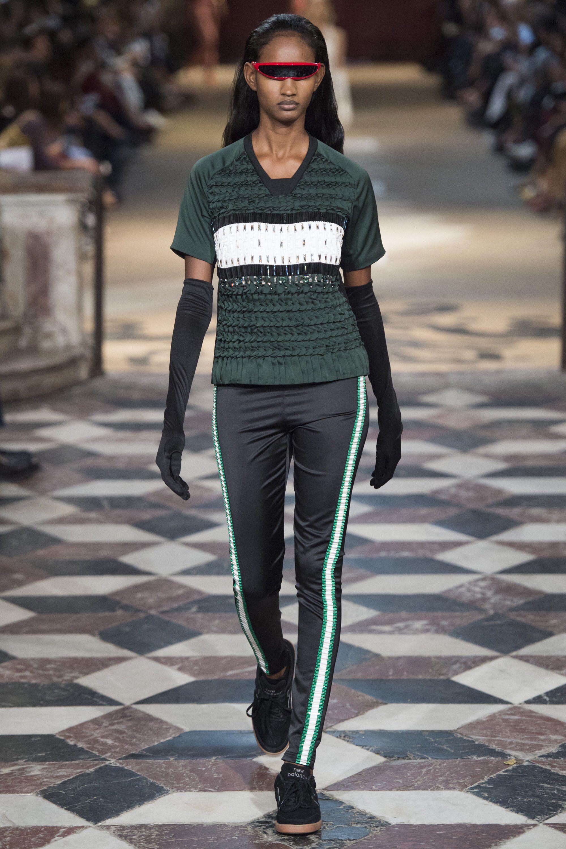 Koché Spring 2018 ReadytoWear Fashion Show Fashion