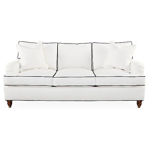 Kate 82 Sleeper Sofa White Crypton Now 2 079 00 Was 2 595 00 Queen Size Sleeper Sofa Sofa Sleeper Sofa
