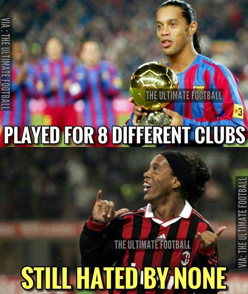 Ronaldinho!