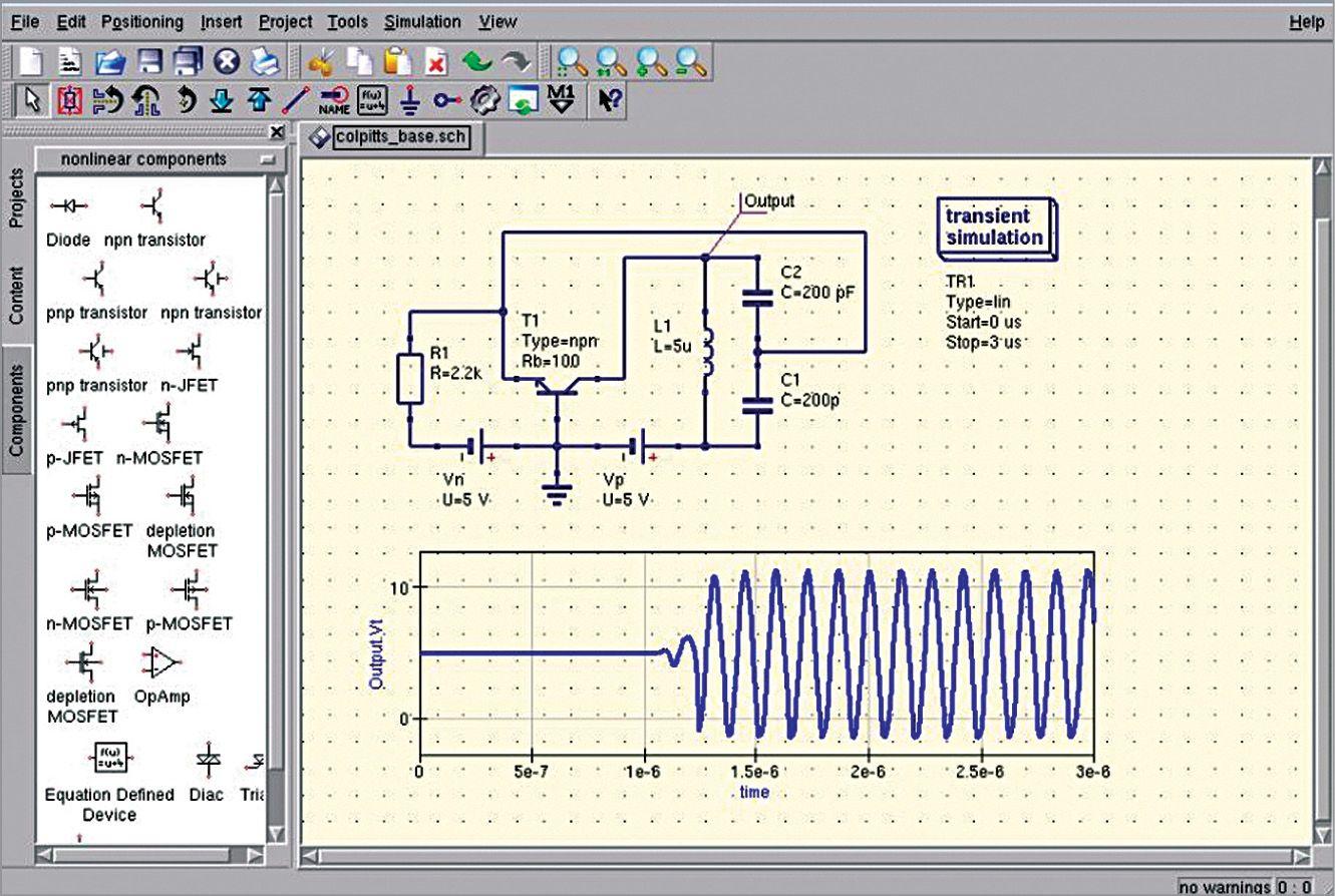 Quite Universal Circuit Simulator Software Can Digitally Design Your Diagram