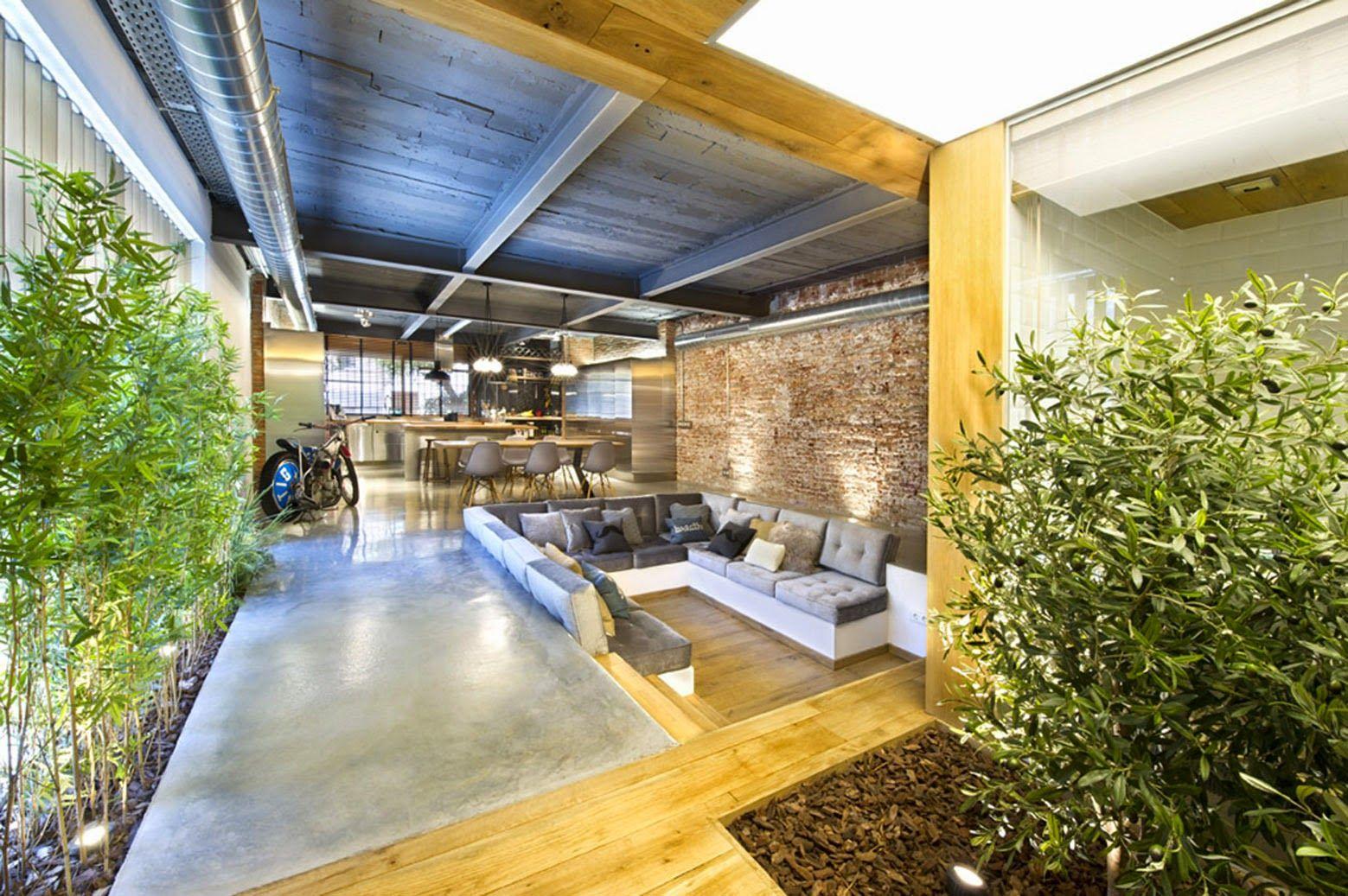 Como Construir Un Loft Economico Buscar Con Google Viviendas Tipo Loft Loft Moderno Loft Diseño