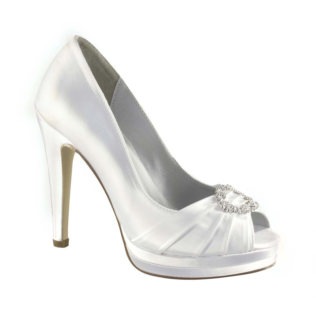 Pin By Lindsey Jarvis On Wedding Shoes Bridal Shoes Wedding Shoes Ivory Bridal Shoes