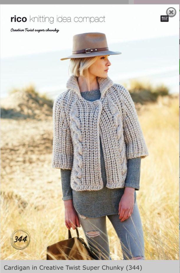 Pin Van Nina De Weerd Op Knitting Crochet Sewing