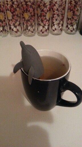Dolphin my tea