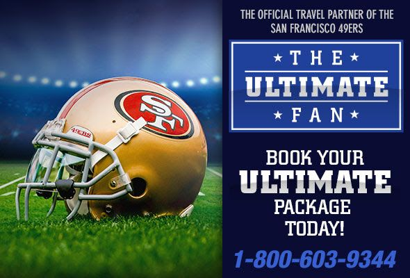 The Ultimate Fan Experience From San Francisco 49ers Sports Marketing Fan Engagement Guerrilla Advertising