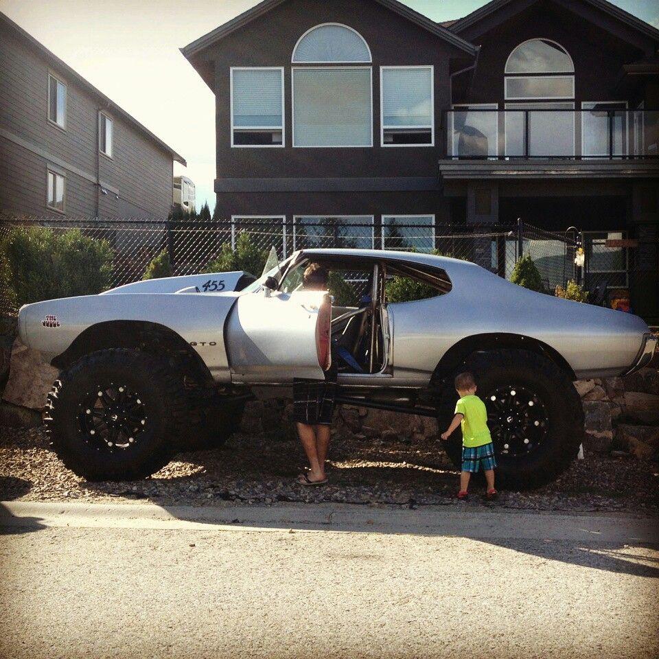 4x4 lifted pontiac GTO Pontiac gto, Lifted cars, Gto