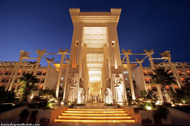 Dariush grand hotel-Kish Island,Iran