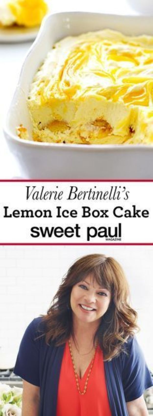 34 Favorite Celebrity Inspired Recipes In 2020 Icebox Cake Recipes Sweet Paul