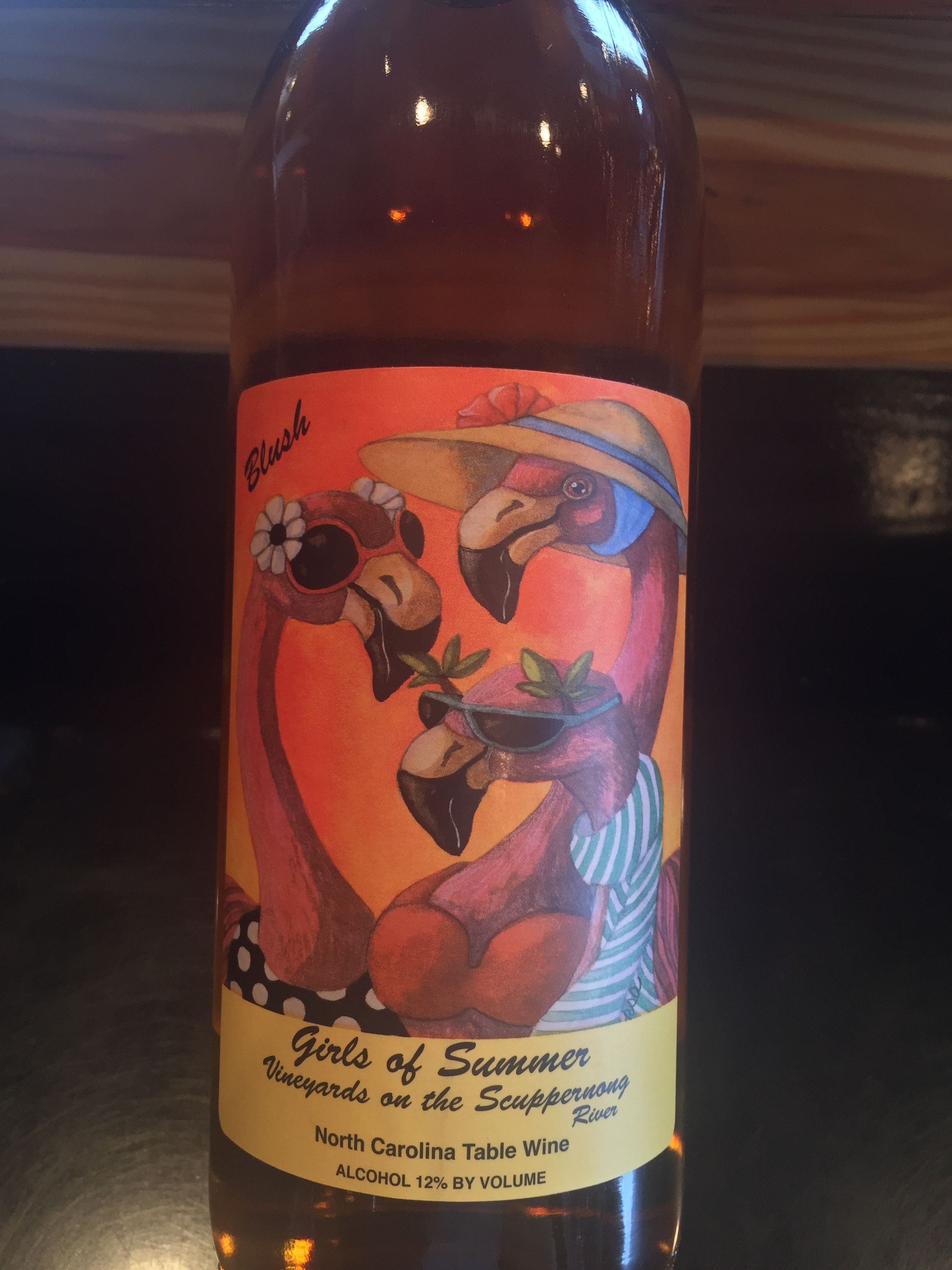 Vineyards On The Scuppernong Girls Of Summer A Delightful Blend Of Riesling And Strawberry With A Smooth Semi Sweet Finish This Is Scuppernong Wine Fruit Wine