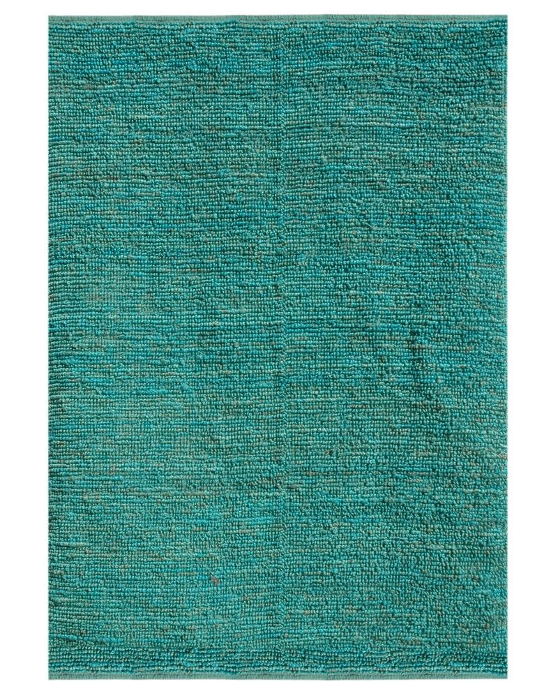 Brand New Riyna Scroll Tile Blue Handmade Moroccan Soft: Home Decor