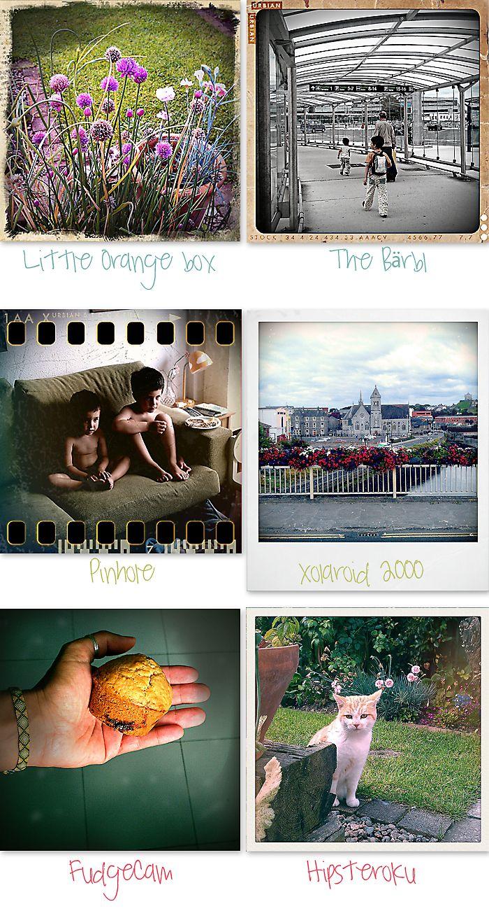 Capturando momentos: {equípate} apps de fotografía para tu móvil Android, por Eva Gullón
