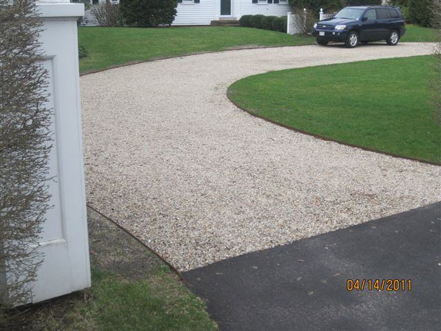 George Skipper Son Inc Services Asphalt Driveways Stone Chip Seal Driveways Edging Aprons Maintenance A Asphalt Driveway Tar And Chip Driveway Driveway