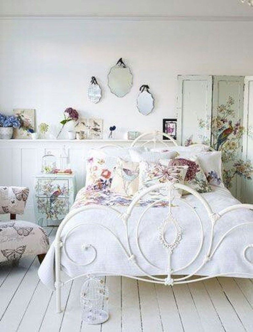 Romantic shabby chic master bedroom ideas 09 is part of Shabby Chic Master bedroom - Romantic shabby chic master bedroom ideas 09