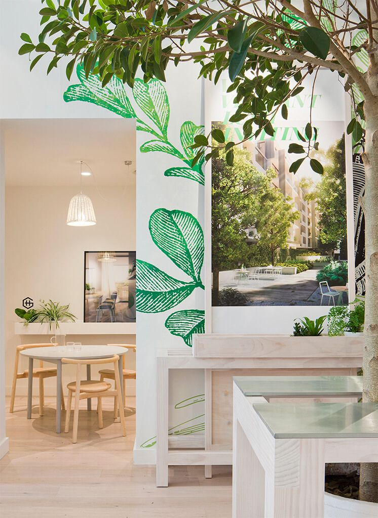 Garden House Waterloo Apartment by Hecker Guthrie and Icon Co | est ...