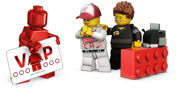 Welcome to the VIP Program! | LEGO Shop